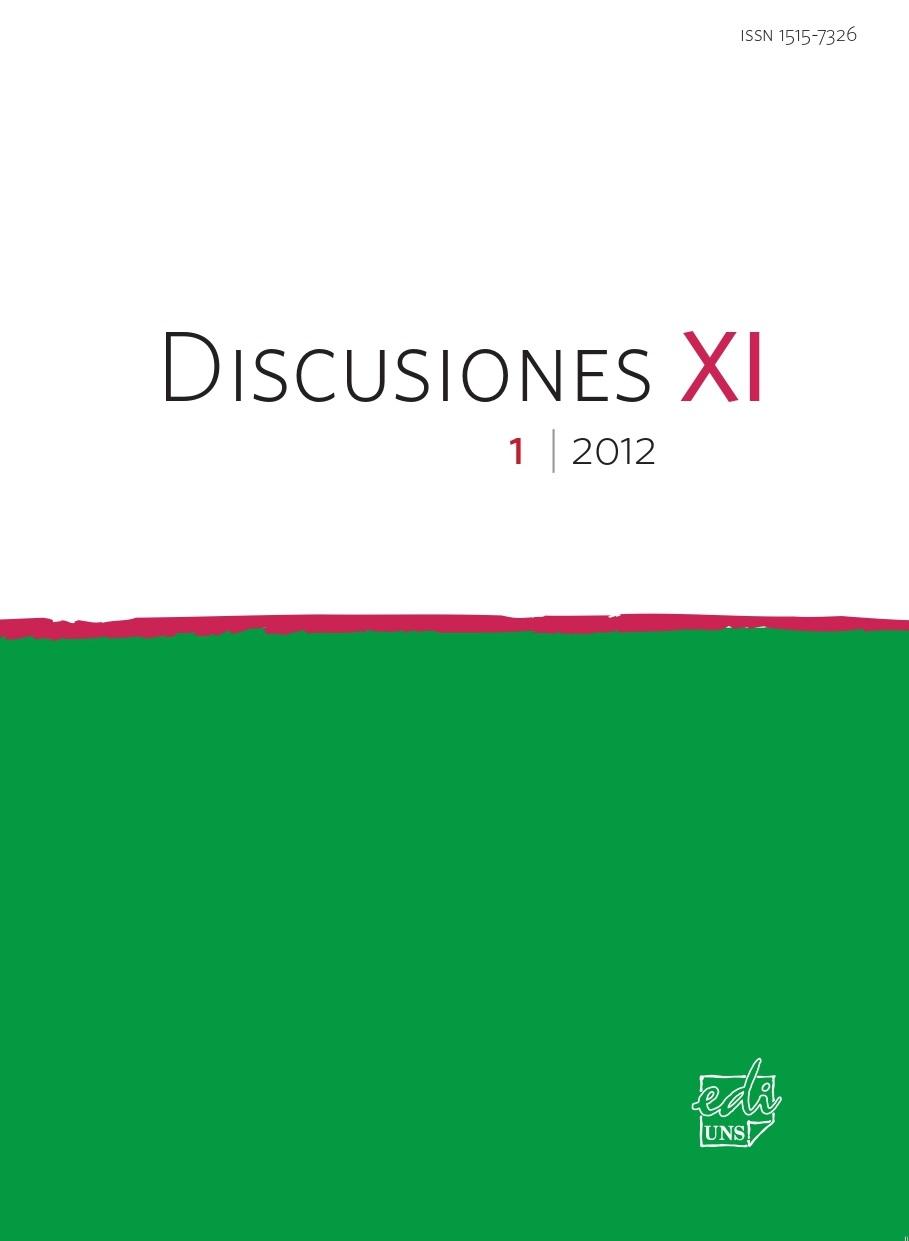 Ver Vol. 11 (2012): El escepticismo en la interpretación de las normas